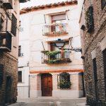 reforma edificio histórico Toledo