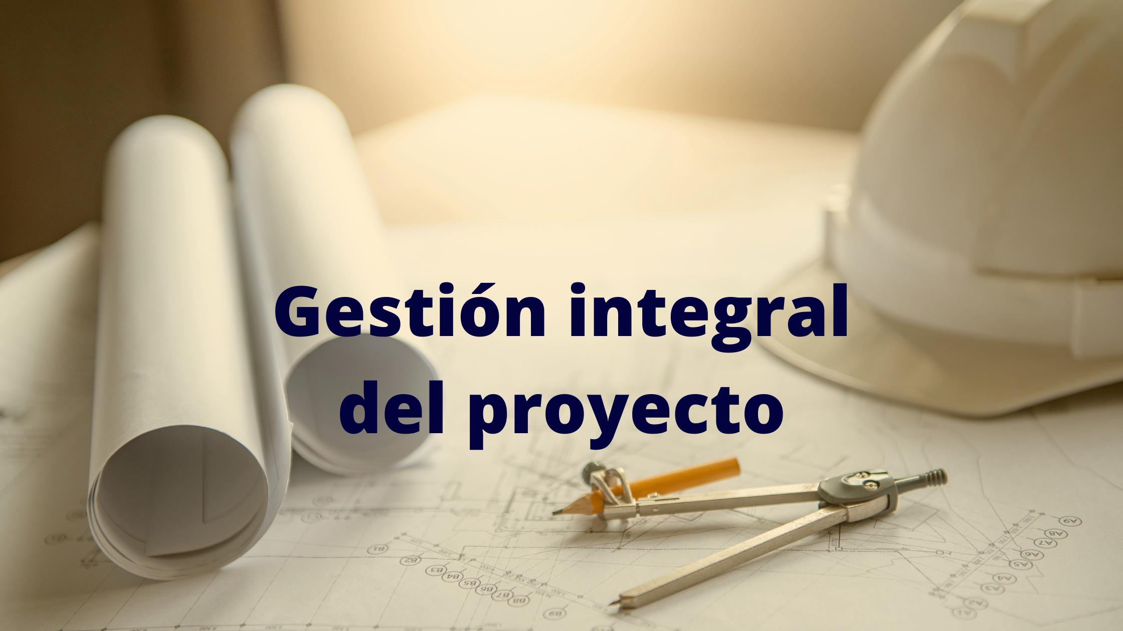 confiasistencia se encarga de la gestión integral del proyecto